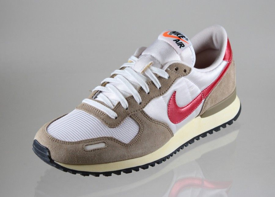 best cheap f4d4f 3161b Nike Air Vortex Vintage V-Series (white / varsity red - khaki ...
