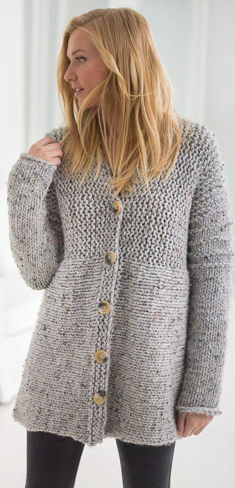 46+ Sleek and Adorable Crochet Cardigan Ideas for This ...
