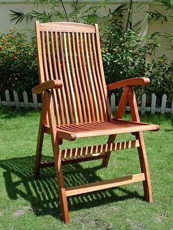 Vista Five Position Reclining Chair, V145 by VIFAH Worldwide