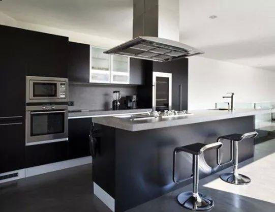 cocina #moderna con isla. | Decoracion | Pinterest | Rear extension ...