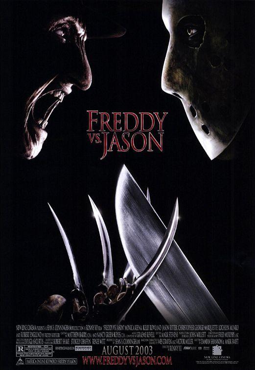 Freddy Vs Jason Starring Robert Englund Ken Kirzinger Kelly