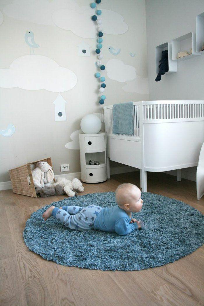 Babyzimmer ideen gestalten sie ein gem tliches und kindersicheres ambiente pinterest - Babyzimmer gestalten ideen ...