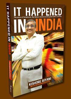 It Happened In India By Kishore Biyani Ebook