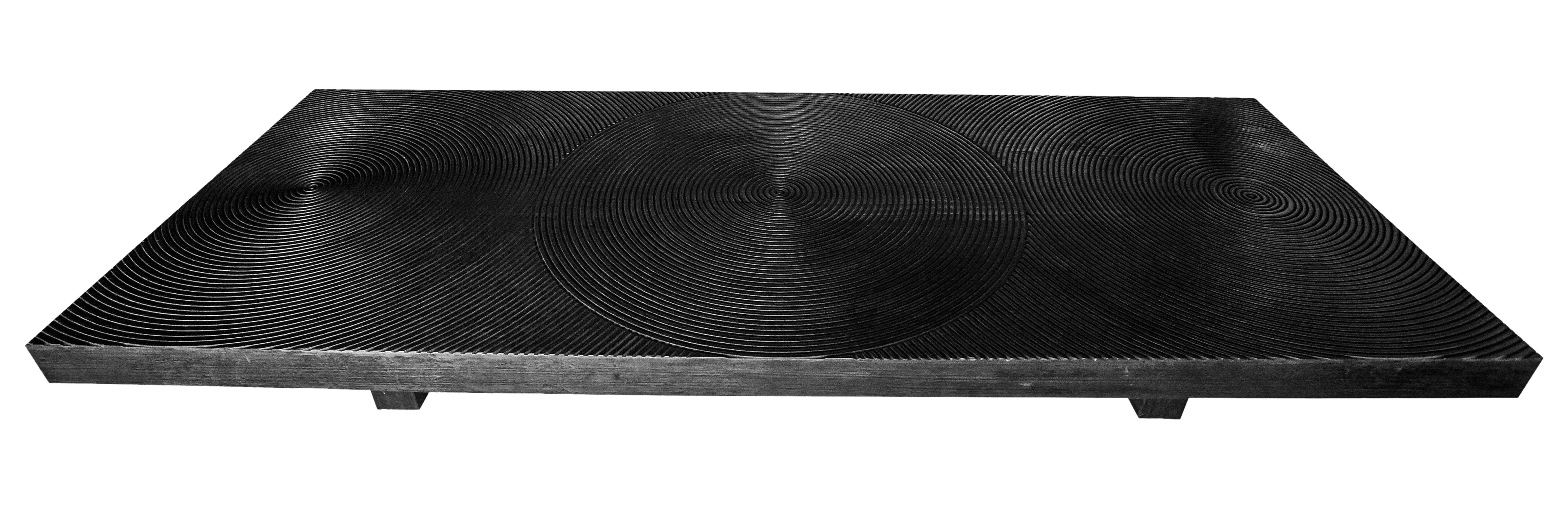 Buy Circles Coffee Table by AZEN Quick Ship designer Furniture