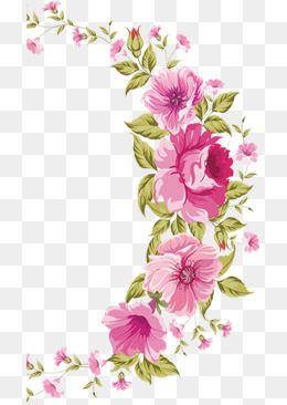 Pin De Fernanda Colque Vilca En Adornos Watercolor Flowers