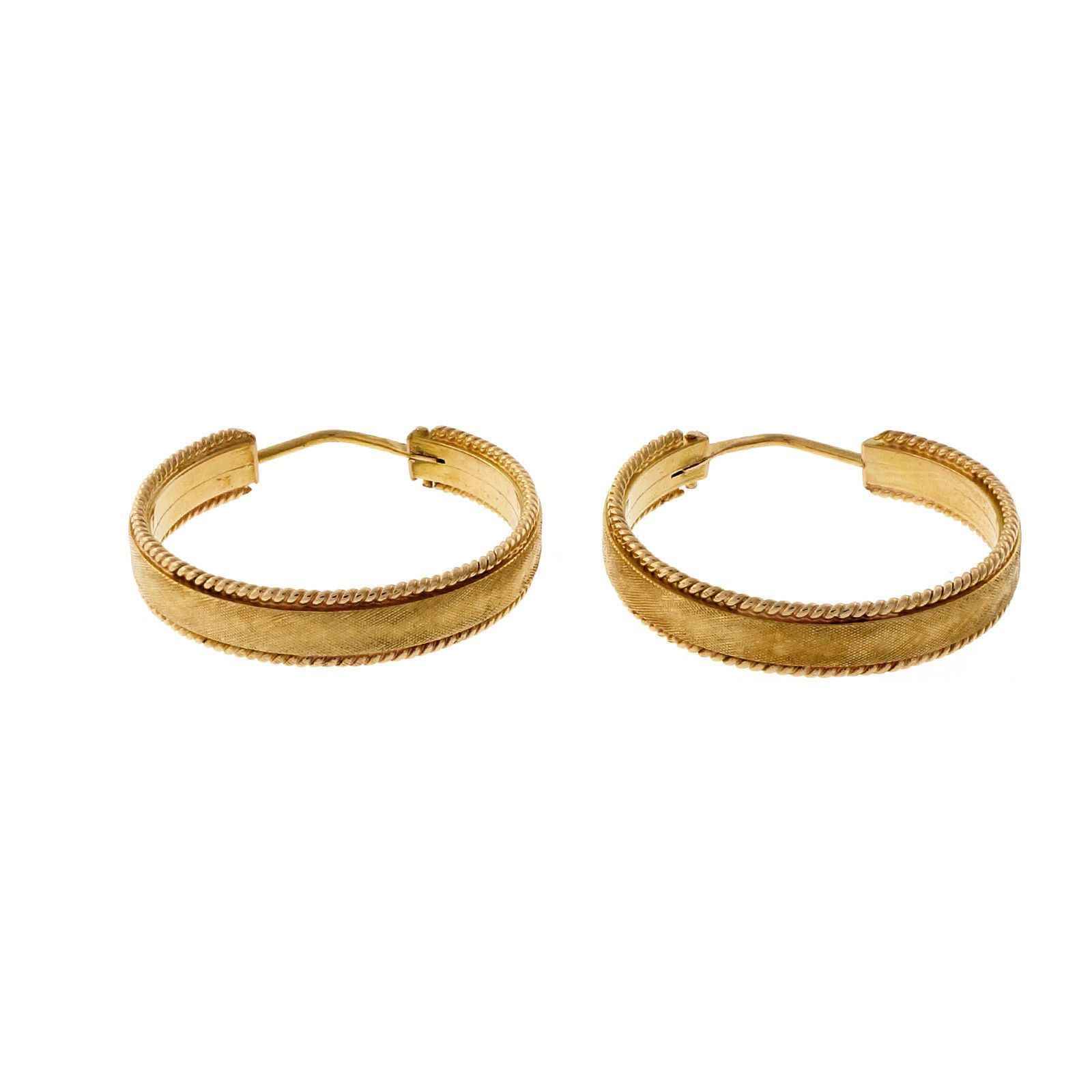 cc earrings fashion logo from products vintage chanel amarcord gold