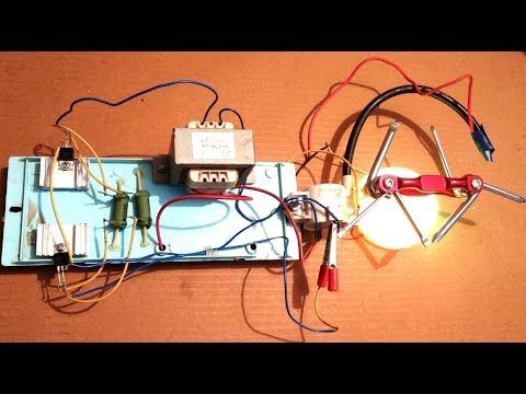 Free Energy Inverter 12v Dc To 50 000v Ac With Circuit Diagram