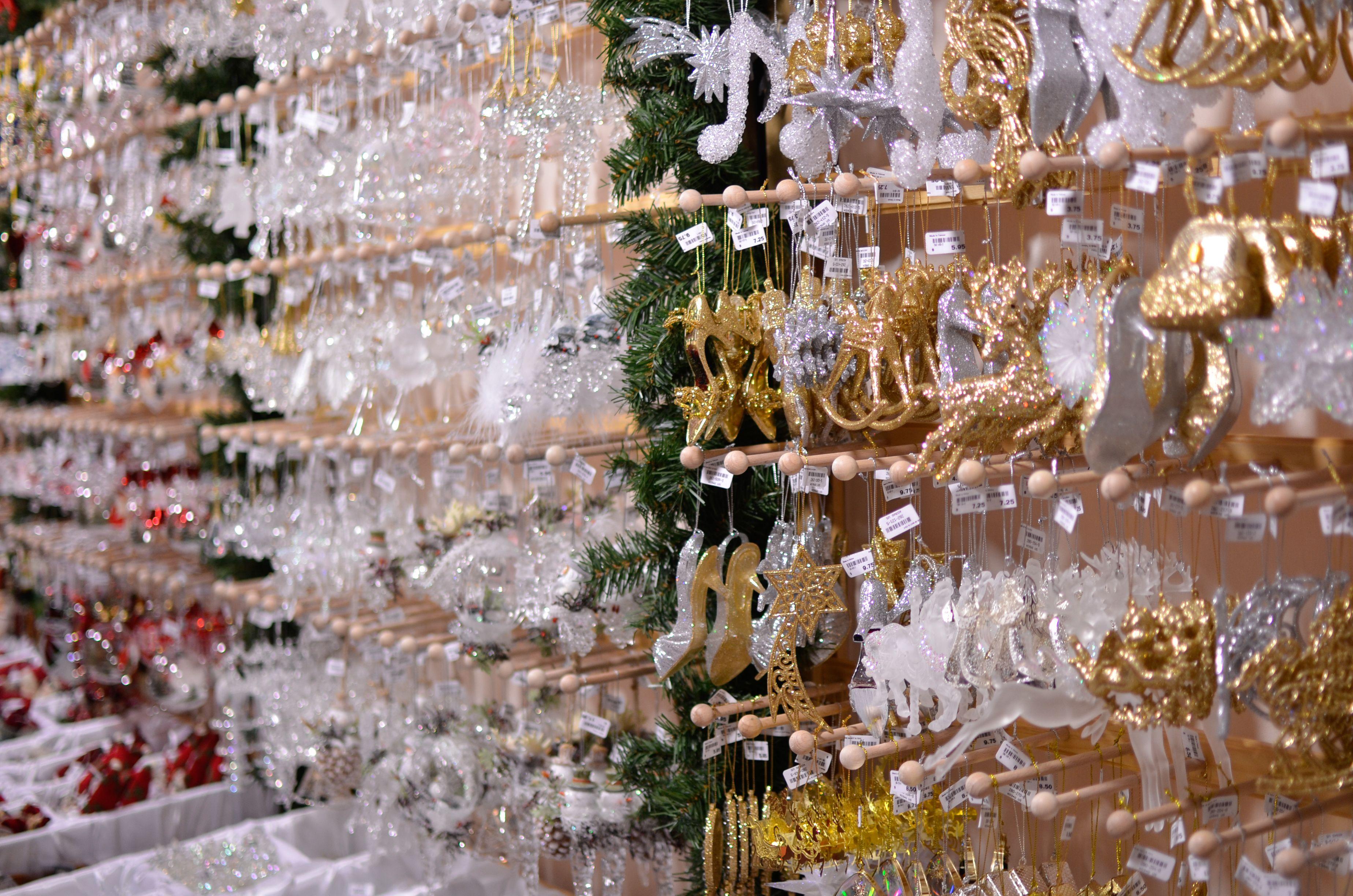 Beautiful glass ornaments - Beautiful Glass Ornaments By Famous German Vendor Kathe Wohlfahrt Our 40 International Vendors At