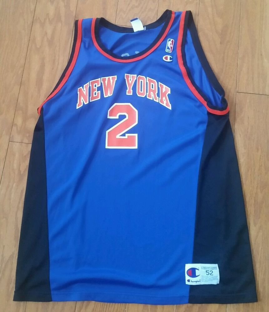 detailed look 8a934 30478 france larry johnson new york knicks jersey 8cad2 b1627