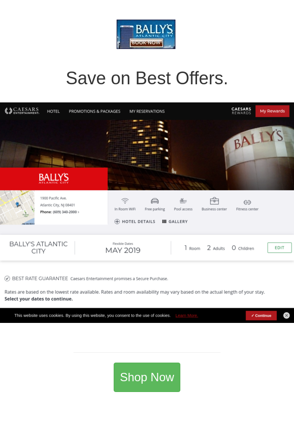 Bally S Atlantic City Coupon Codes Get A Bottle Of Champagne Waiting In Your Room For A Special Price At Bally S Atlantic City Bally S Atlantic City Coupon Atlantic City Atlantic