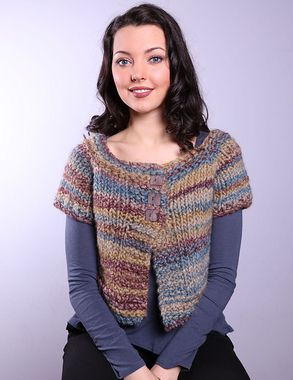 72fdf9519fc2 Plymouth Cannoli Cardigan Knitting Pattern 3017