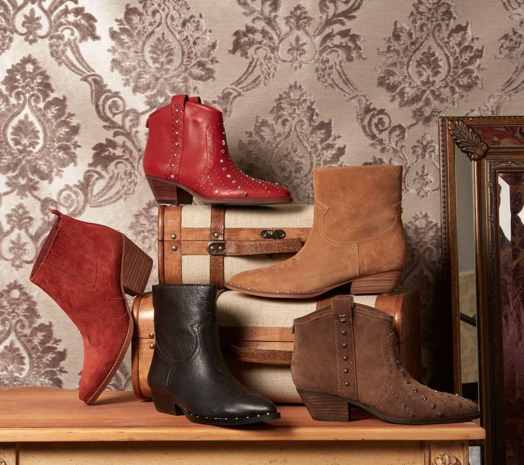 Sam Edelman Women/'s Brian Western Boot