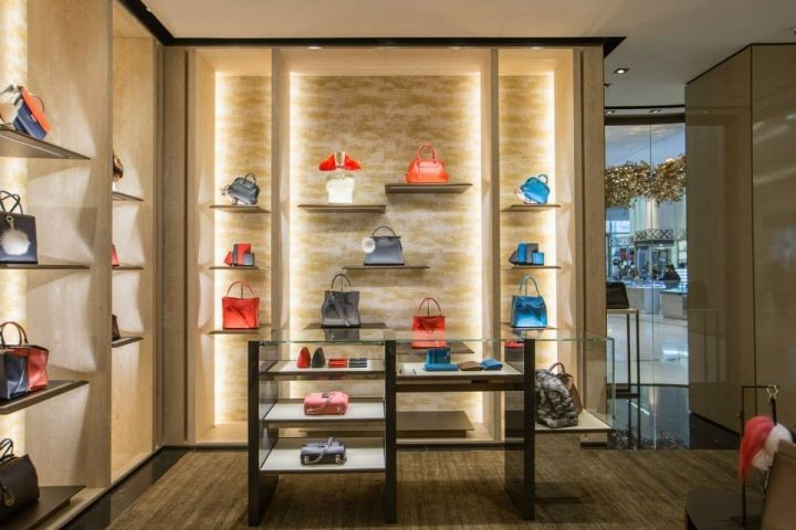 95c51acdf46 Fendi opens new store in Seoul at Lotte World Tower | Fendi in 2019 ...