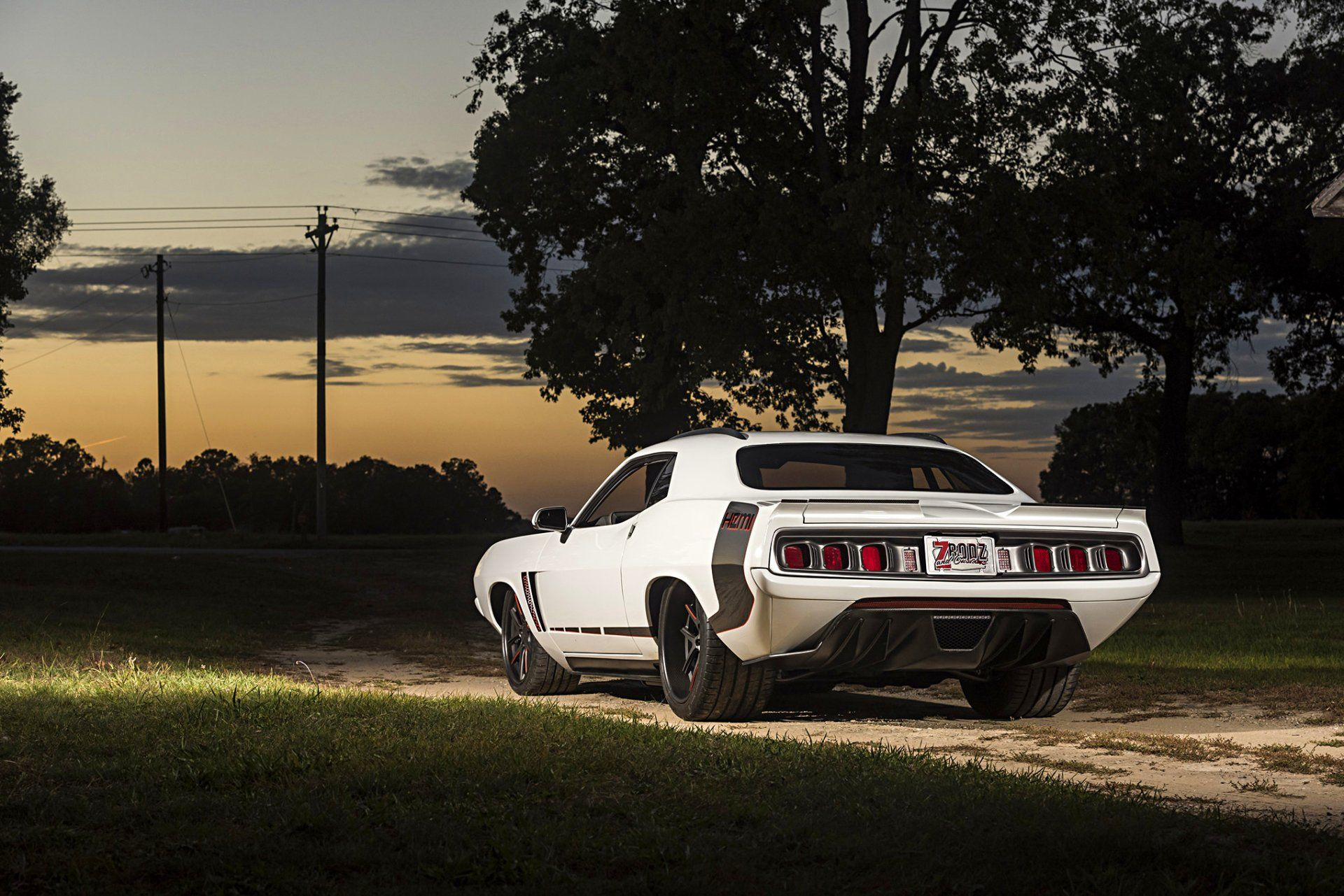 Abstract plymouth barracuda hot rod muscle car mopar - Muscle cars wallpaper hd pack ...
