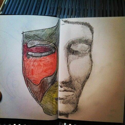Volta ao desenho.