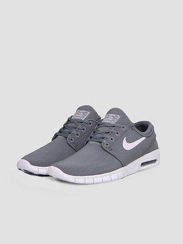 Nike Stefan Janoski Max Cool Grey / White