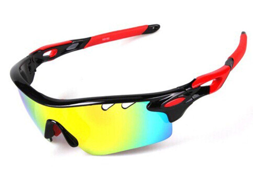 05649562eb8 GWDXQ Men s Polarized Sunglasses interchangeable lens designed for  Cycling