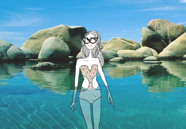 Flavie's vacation pics !