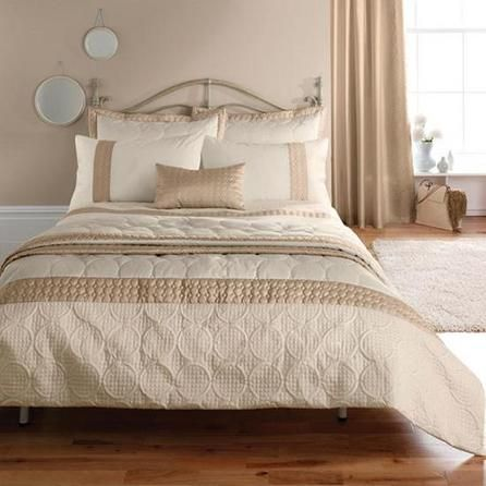 Latte Circles Collection Bedspread Dunelm Bed Spreads Traditional Bedroom Decor Traditional Bedroom