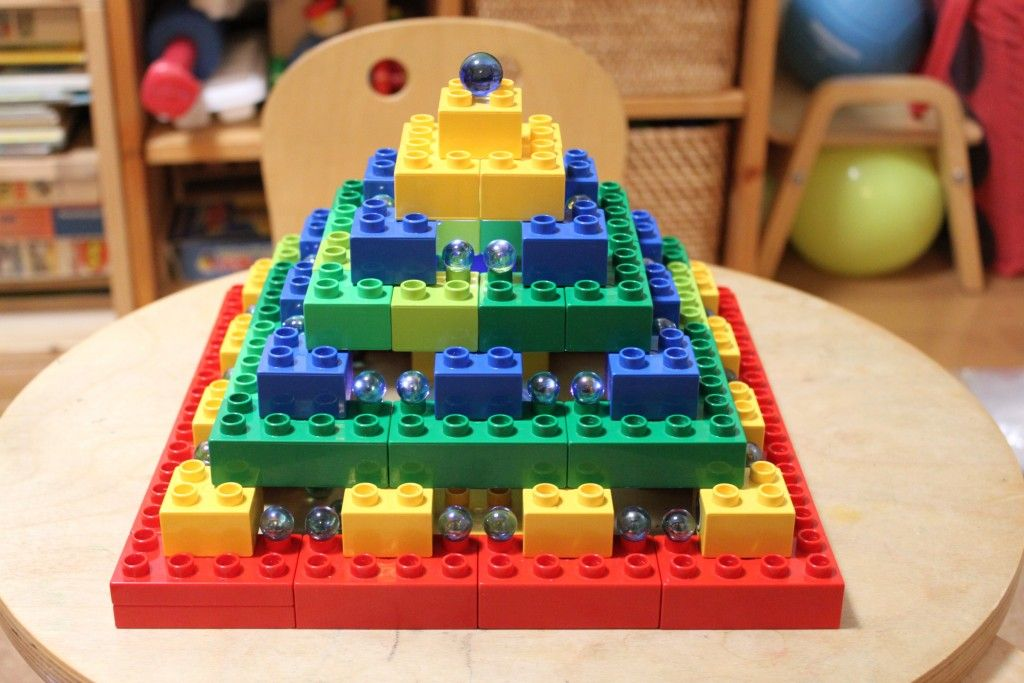 Lego Activities For Kids ブロック遊びのレシピ ビー玉を