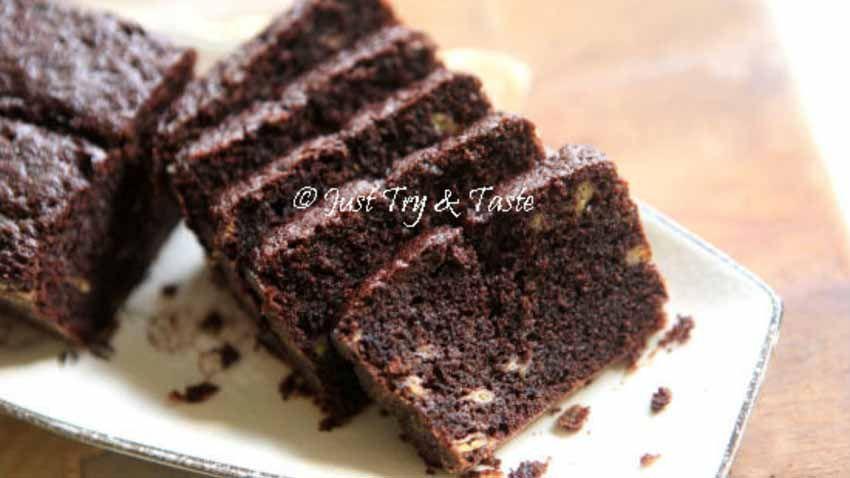 Resep Brownies Pisang Super Duper Moist Makanan Memanggang Kue Seni Makanan