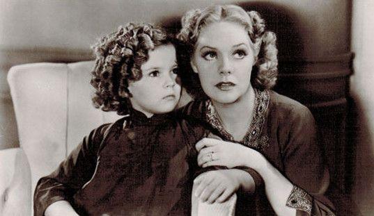 Shirley Temple and Alice Faye,Stowaway,1936. | Shirley temple, Alice faye,  Shirley