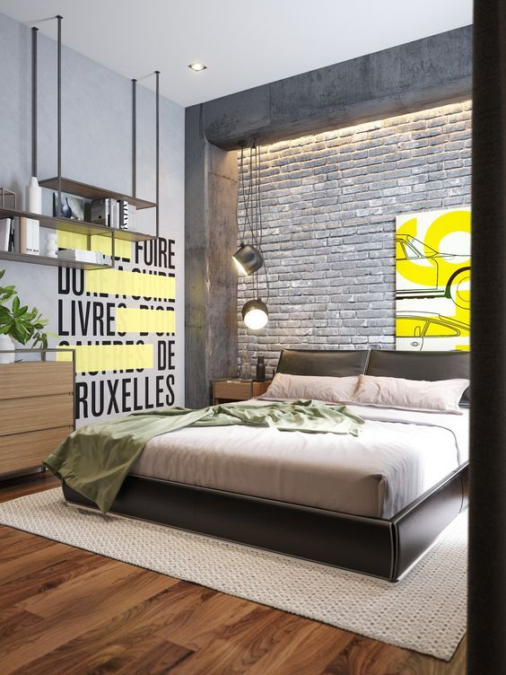 48 Best Modern Bedroom Designs Around The World Vina Pinterest Mesmerizing Wall Bedroom Decor Concept Collection