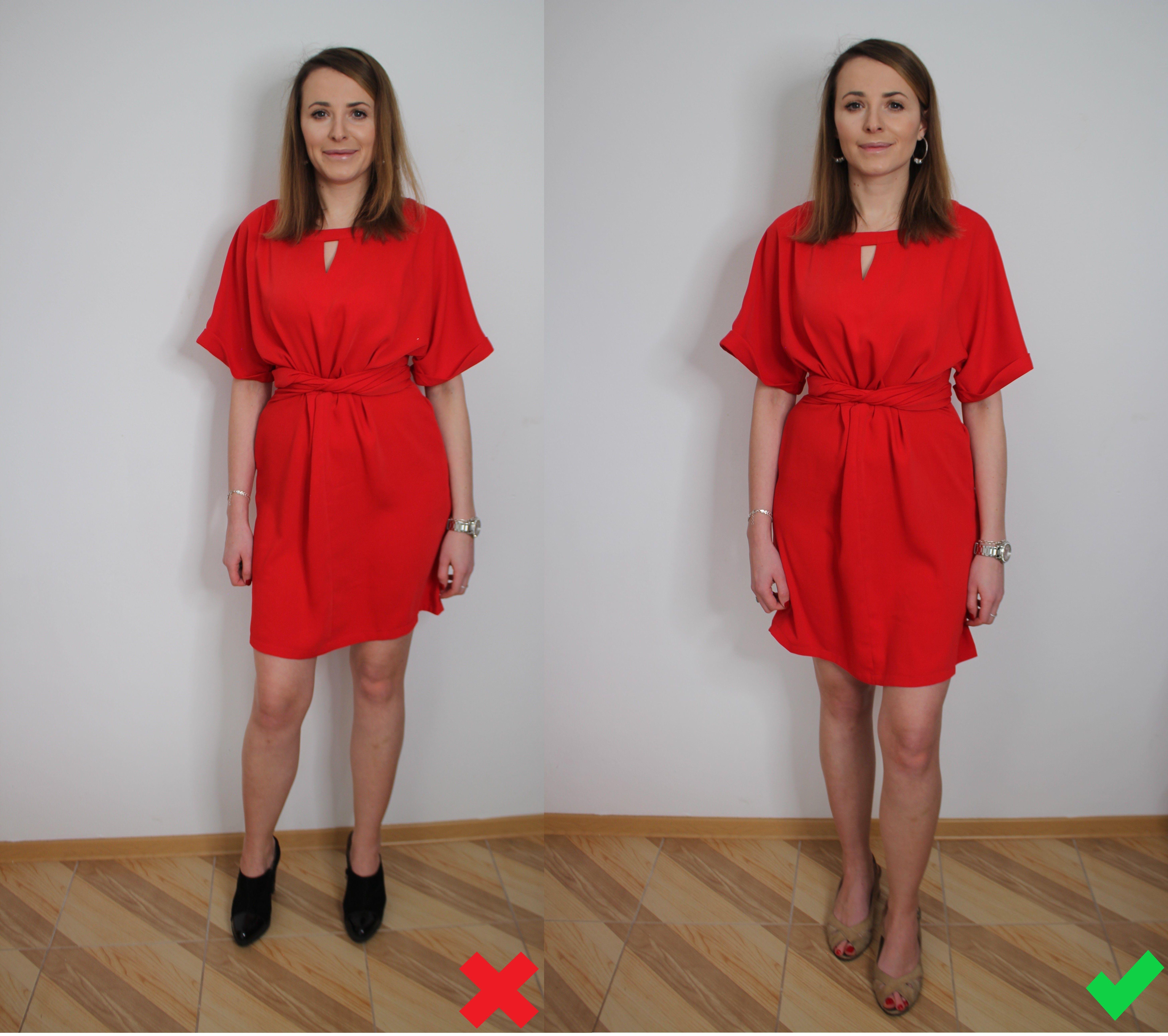 Jak Wygladac Na Szczuplejsza Fashion Dresses Shirt Dress