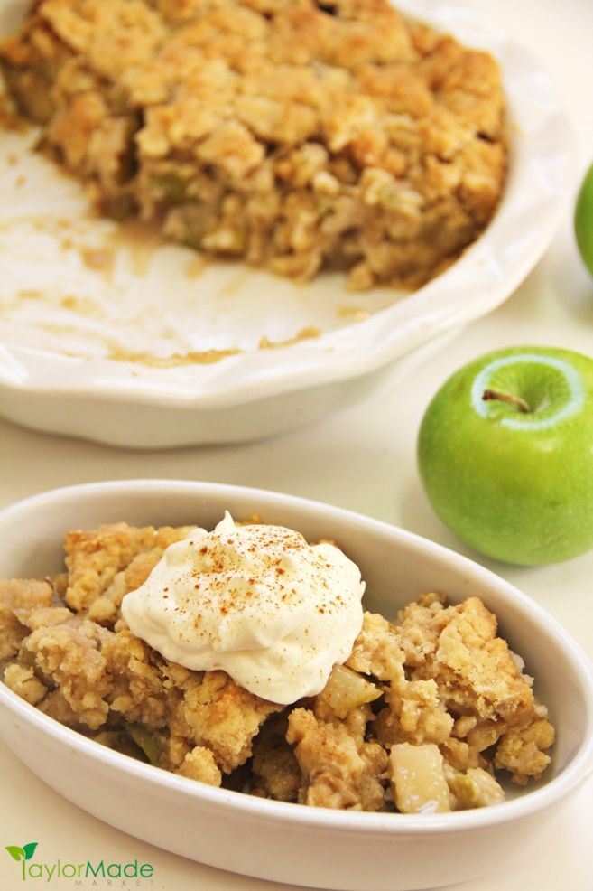 Granny Smith Apple Crisp Recipe (With images) Apple
