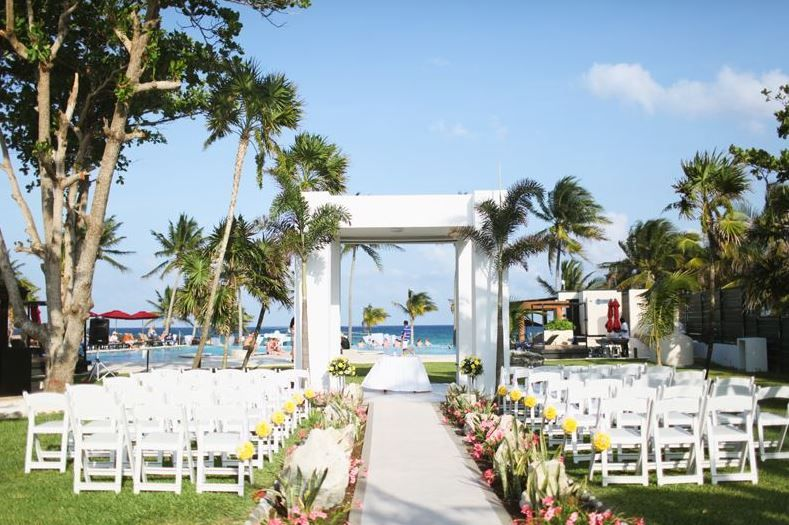 Azul Fives Wedding Gazebo Riviera Mayaazul
