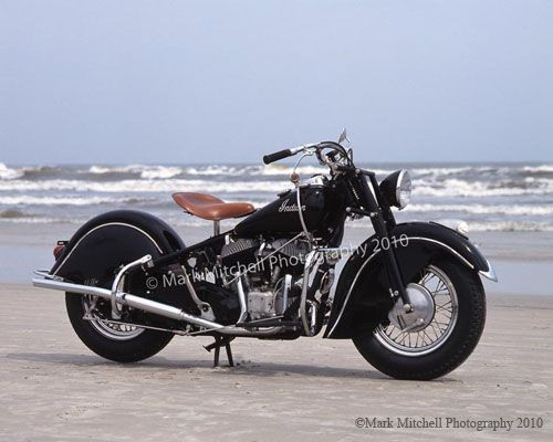 47' Indian Chief ... the first motorcycle I rode