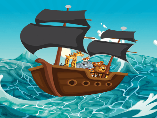 سفينة نوح عليه السلام من قصص الأنبياء للاطفال Disney Characters Character Disney