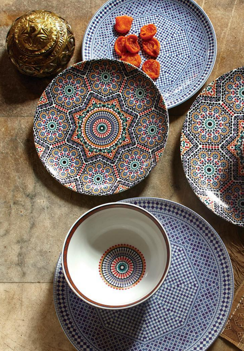 Moroccan Inspired Tableware | World Market Home u0026 Kitchen - Kitchen u0026 Dining - kitchen decor - //amzn.to/2leulul & Moroccan Inspired Tableware | World Market Home u0026 Kitchen - Kitchen ...