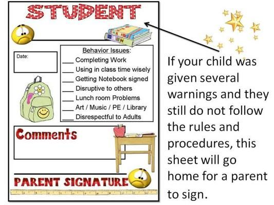 Below is a snapshot of our behavior Behaviour Pinterest - student sign in sheet