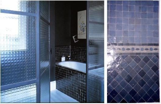 Marokkaans Franse Badkamer : Designtegels marokkaanse wandtegels zelliges badkamer