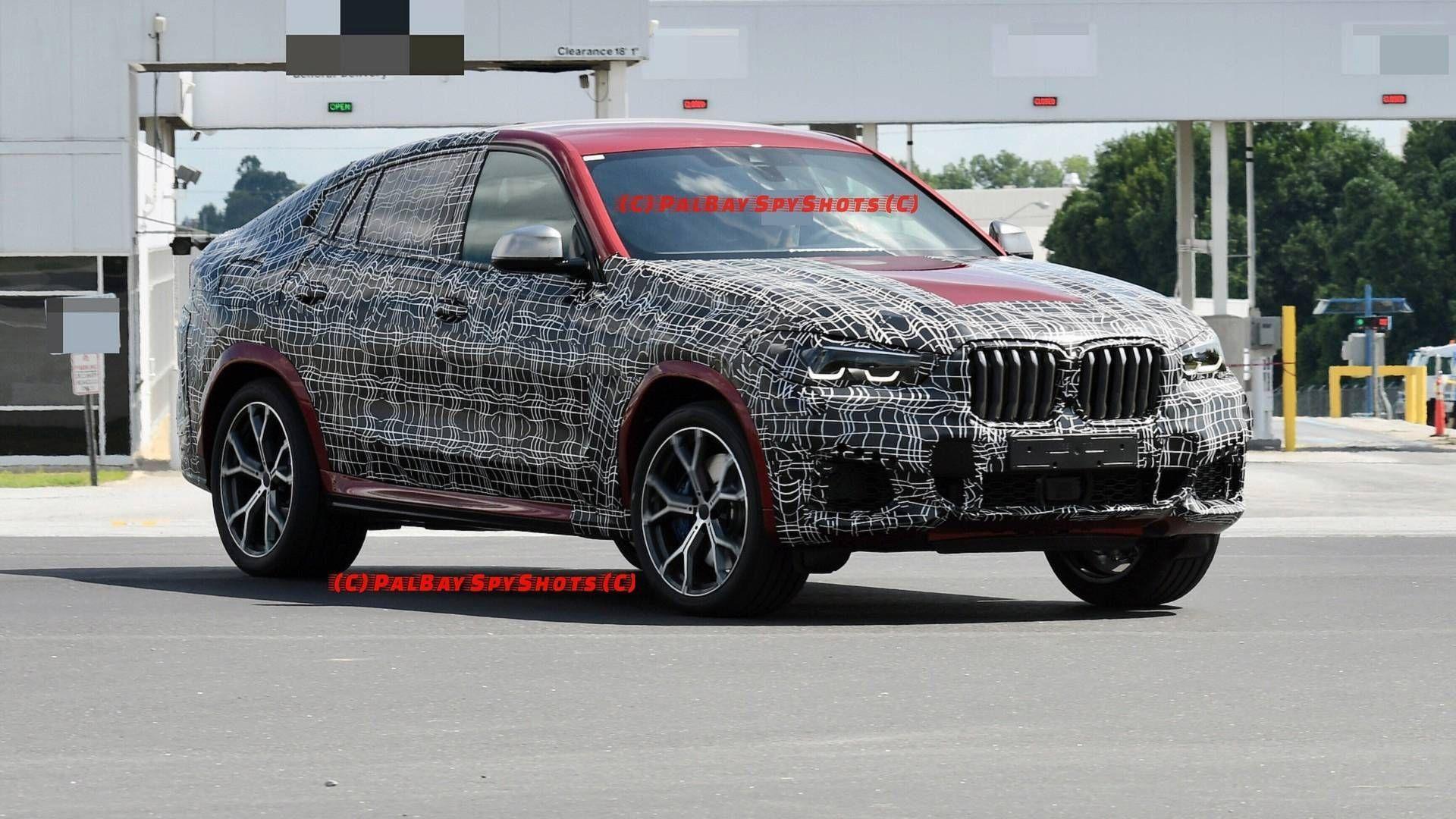 2020 Bmw X6 2020 Pricing Bmw X6 Bmw Car Review