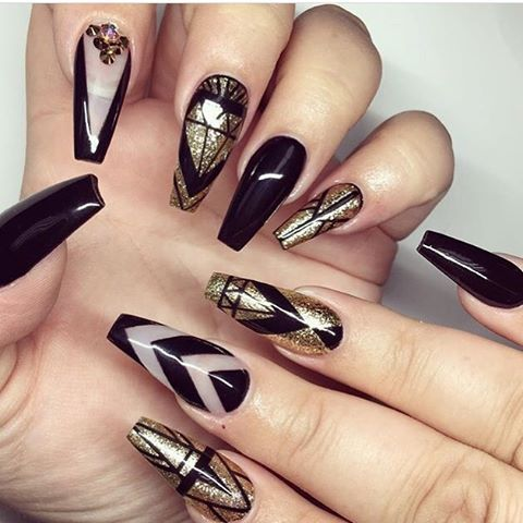 Instagram ... - Pin By Irie Tralou Stott On Nails Pinterest Nail Trends, Nail