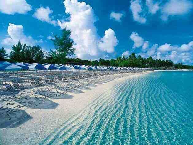 جزر البهاما صورة 1 Beautiful Beaches Beaches In The World Dream Vacations