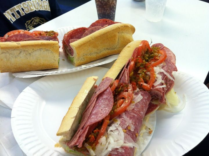 White House Sub Shop Food Quick Meals Best Foods