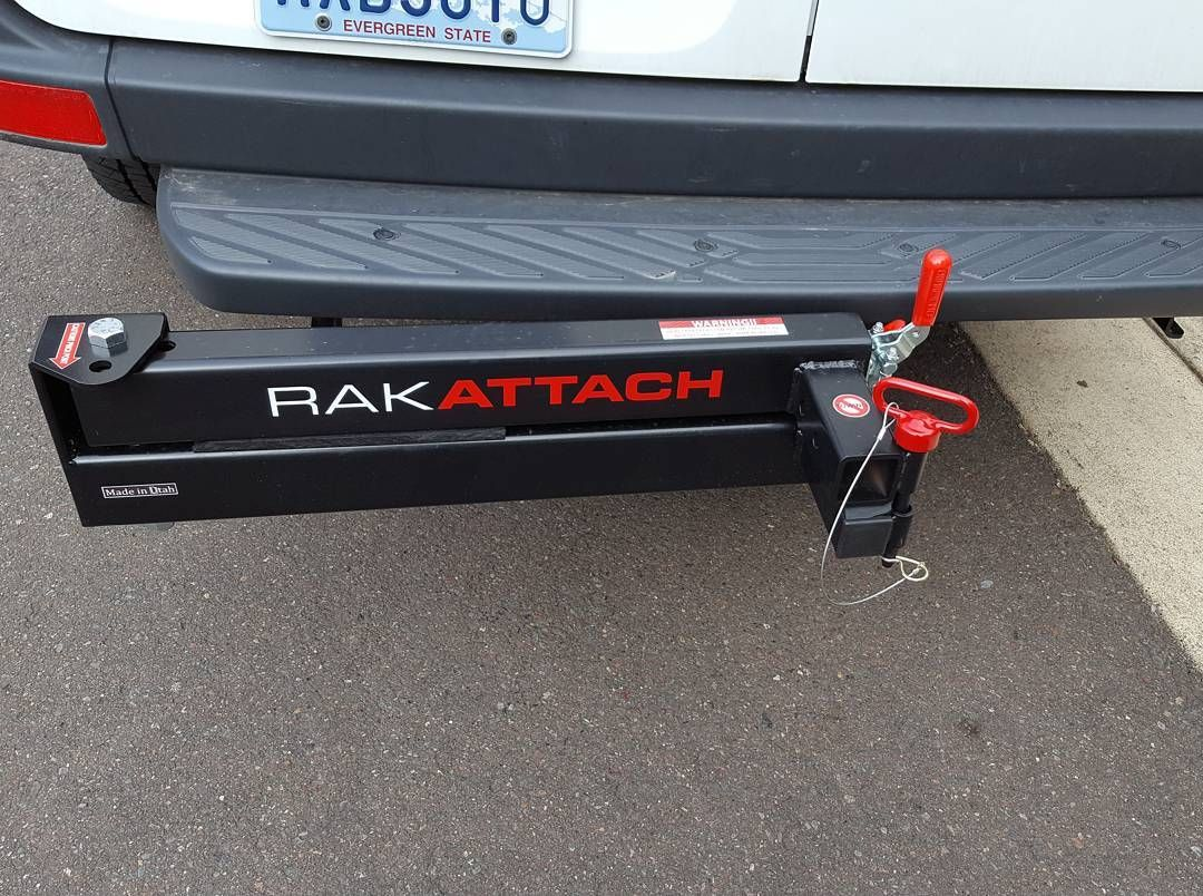 Rakattach Swing Away Hitch Receiver Planning To Use It