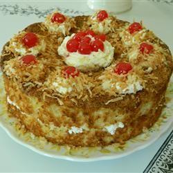 Pineapple Angel Food Cake I Recipe Angle Food Cake