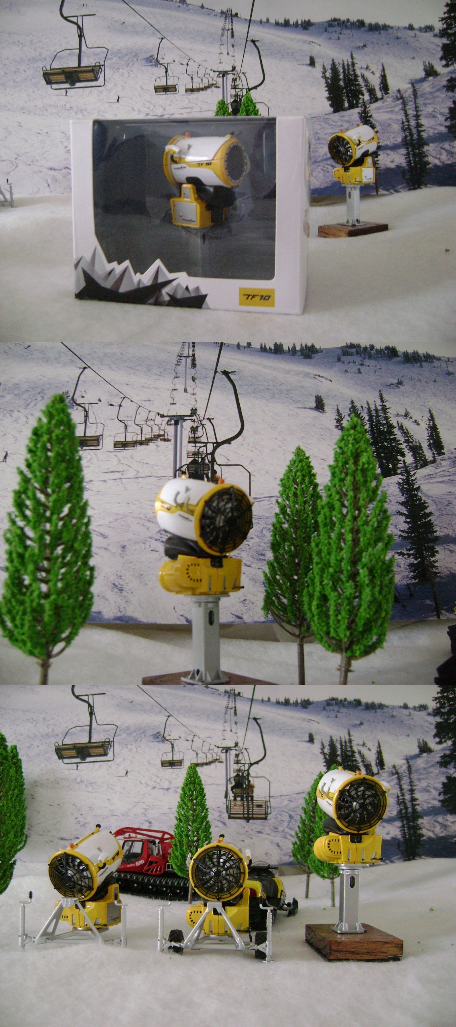 Contemporary Manufacture 152934: Snow Making Machine, Snow ...