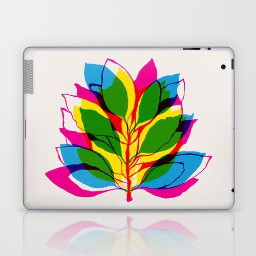 Blossom - Laptop & iPad Skin by Garima Dhawan/Society6