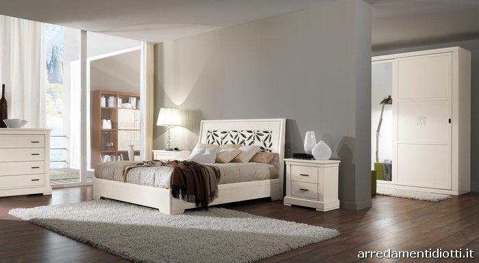 Petali-camera-da-letto-classica-bianca (3)-big.jpg (700×384) | tania ...