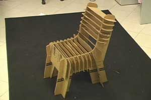 cardboard chair instructions. Contemporary Instructions Cardboard Chair  With Instructions And Instructions