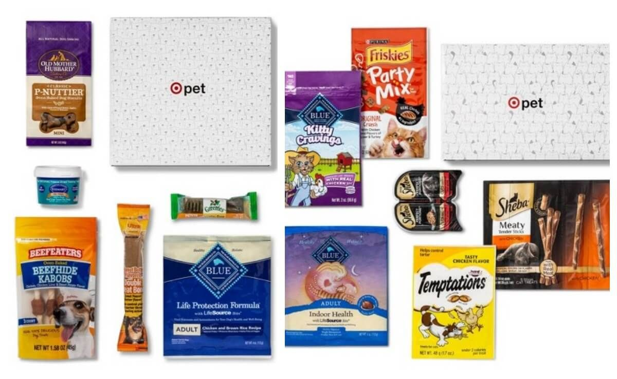 Price Drop Target Pet Boxes Just 5 Reg 10 Includes
