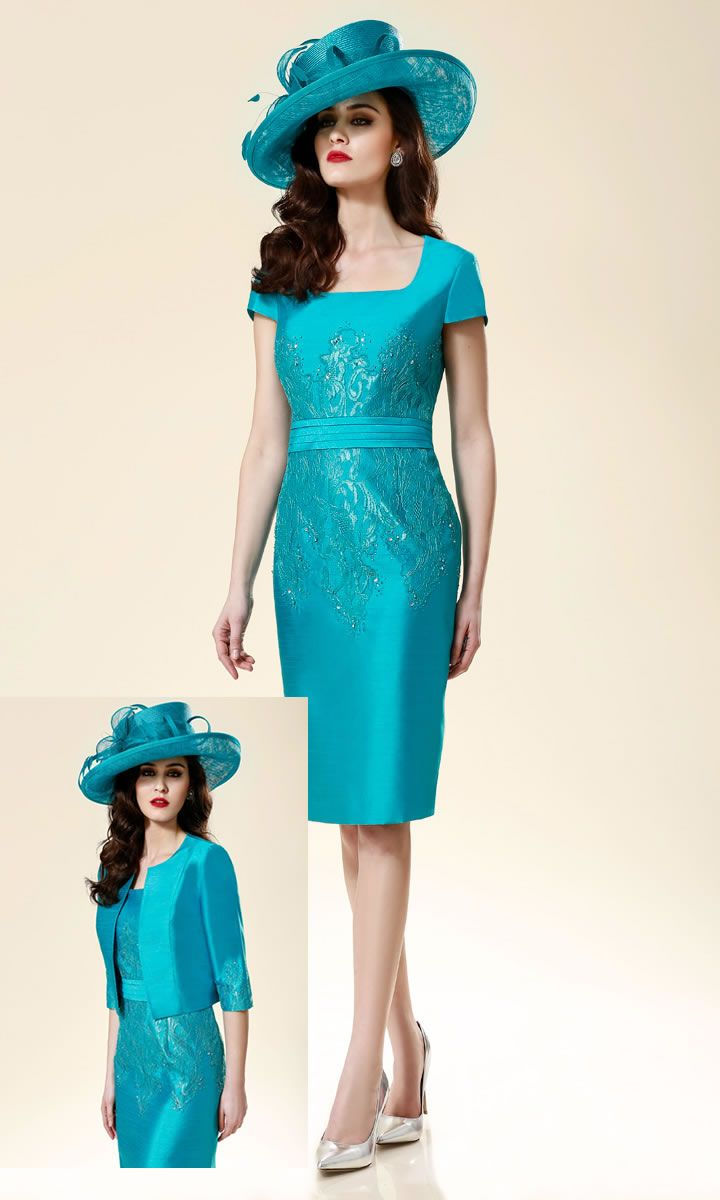 Zeila mother of the bride dress 3018699 | Silky satin soft sheen ...