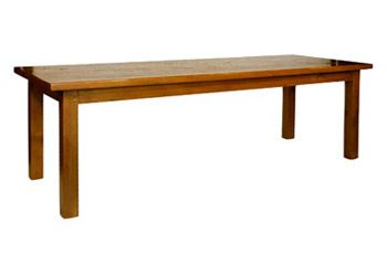 Plain Old Square Dining Table | The Wooden Duck (thewoodenduck.com)