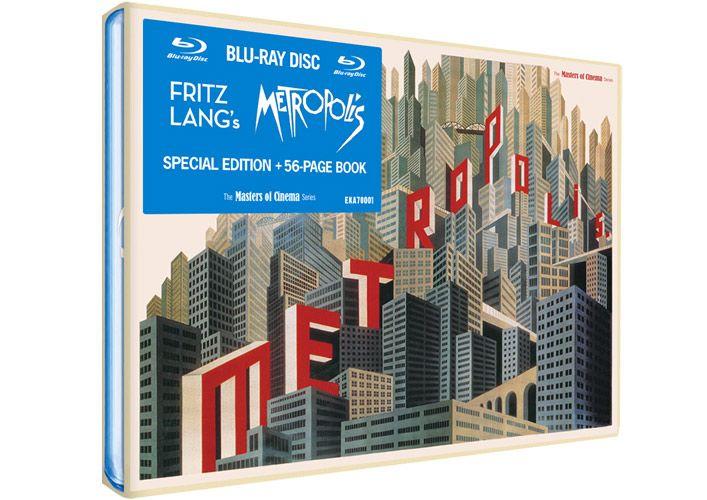 metropolis steelbook