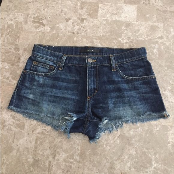 Joe's Jeans Denim Cutoff Shorts Size 27 Cutoff jean shorts. Size 27 Joe's Jeans Shorts Jean Shorts
